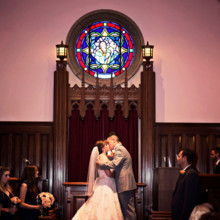 220x220 sq 1414771664644 skaggsmemorialchapel slc weddingceremony gabbydeni