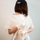 130x130 sq 1389212686232 302 clara bow glove   sequin bunny stole