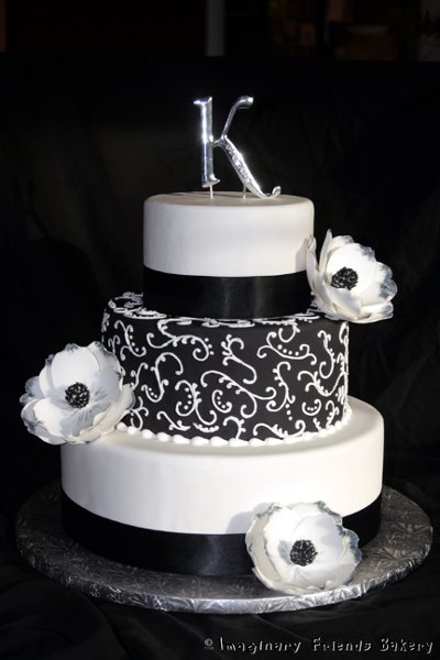 imaginary cakes wilmington nc wedding cake