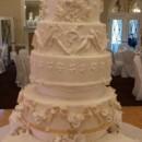 130x130 sq 1401075678454 6 tier faux royal wedding cak