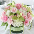 130x130 sq 1381781677706 low wedding pastel centerpiece posh floral designs