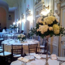 220x220 sq 1446061900116 wedding centerpiece bourne mansion 8x9 copy