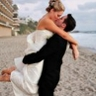 96x96 sq 1254964052668 beachweddingwithgroom