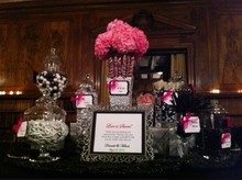 220x220 1427571946630 black white pink candy buffet pine manor college 6