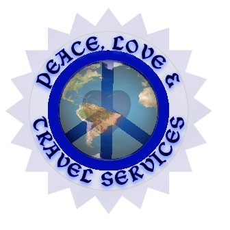 Peace, Love & Travel Services