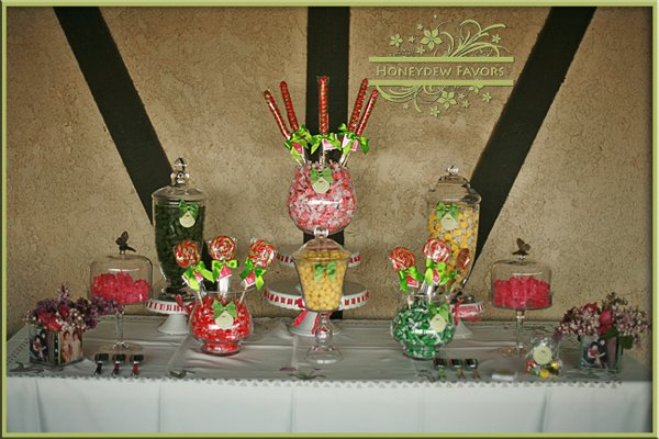 photo 2 of Honeydew Favors