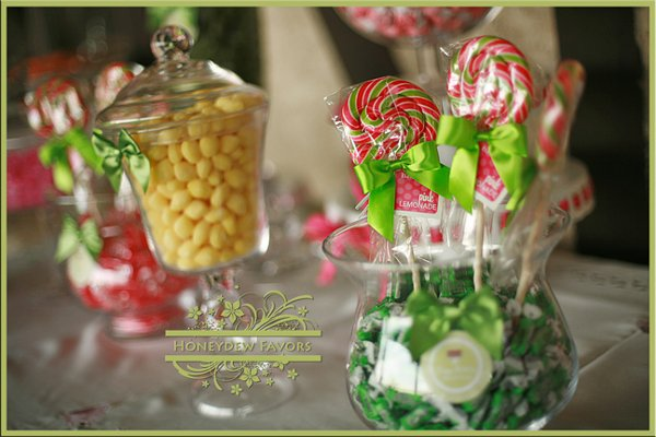 photo 3 of Honeydew Favors