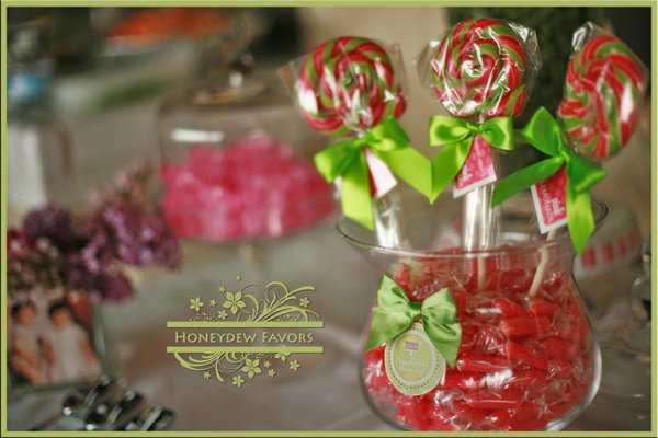 photo 4 of Honeydew Favors