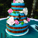 130x130 sq 1473139645534 barrel wedding cake