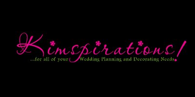 Kimspirations! Weddings & Events