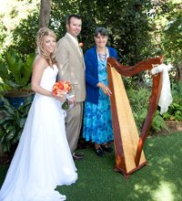 Magical Harps by Amy Lynn Kanner photo