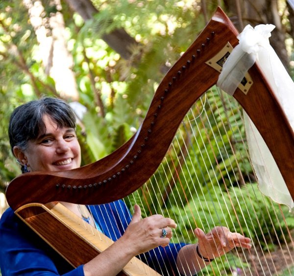 photo 7 of Magical Harps by Amy Lynn Kanner