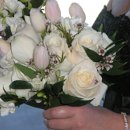 130x130 sq 1314653113284 bonsanteweddingbridesmaidbouquet
