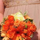 130x130 sq 1314654606082 leroyweddingtemeculacajuniorbridesmaidbouquet