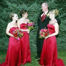 130x130 sq 1314655994749 stacieheathweddingbridesmaidsboquets