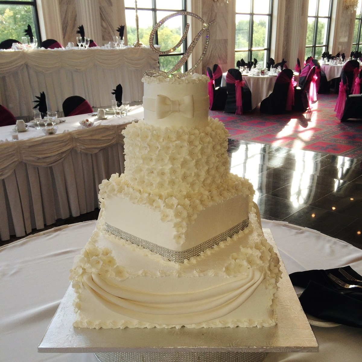 wedding cake chicago il delicious creations wedding cake illinois chicago 22191