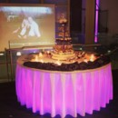 130x130 sq 1395703896572 uplighting cake tabl
