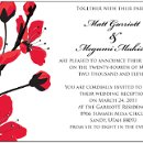 130x130 sq 1301680534724 redcherryblossomweddinginvitation
