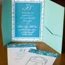 130x130 sq 1301681202552 aquaweddinginvitation52
