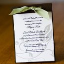 130x130 sq 1301681215849 sagegreenandbrownweddinginvitation70