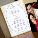 130x130 sq 1301681252271 goldtoilepocketfoldweddinginvitation96