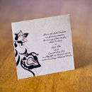 130x130 sq 1301681402943 blackandredfloralrecycledweddinginvitations313