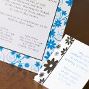 130x130 sq 1301681405990 blueandblackfloralweddinginvitations319