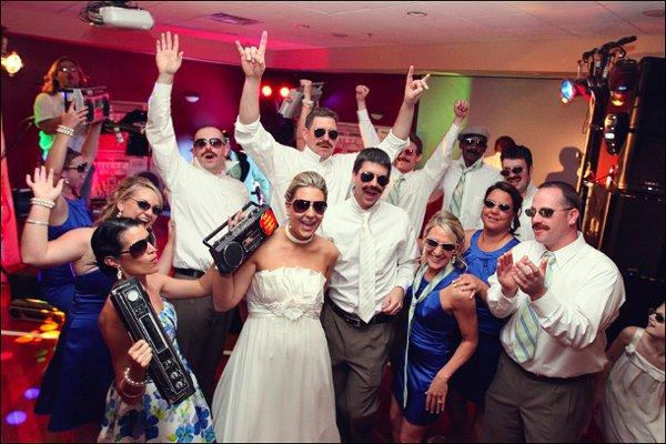 NKG Band (Naked Karate Girls) DOES WEDDINGS! | Wedding