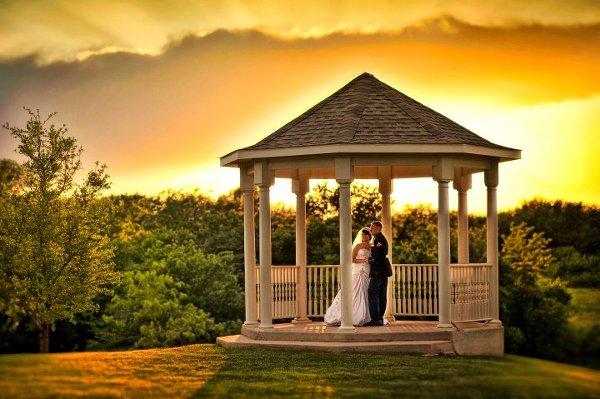 Denton Outdoor Ceremony Site: Denton/Aubrey, TX Wedding Venue