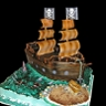 96x96 sq 1256830728208 pirateshipweddingcake