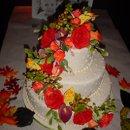 130x130 sq 1262219019809 autumnflowercake