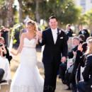 130x130 sq 1427656122955 happy couple leaving ceremony springmaid beach 201