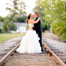 130x130 sq 1427656224238 bride and groom on the train tracks conway river w