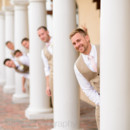 130x130 sq 1427656492108 groomsmen fooling around before the ceremony grand
