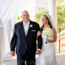 130x130 sq 1427657936676 bride and father walking towards ceremony ocean cl