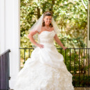 130x130 sq 1427821080751 bride before the wedding with a pretty dress pawle