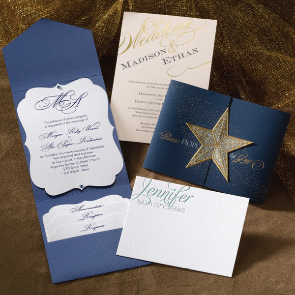 1478535895148 Sophisticatedelegance3 Grandville wedding invitation