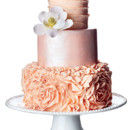130x130 sq 1369527166938 wedding cakes nyc   brides magazine shoot