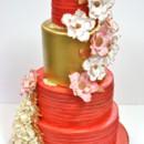 130x130 sq 1487103575826 wedding cakes nj   indian inspired custom cakes