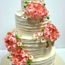 130x130 sq 1487103656417 wedding cakes nj   horizontal buttercream with sug