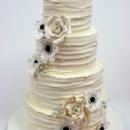 130x130 sq 1487103703056 wedding cakes nyc   horizontal buttercream and sug