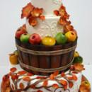 130x130 sq 1487103734299 wedding cakes nyc   fall apples custom cakes