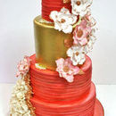 130x130 sq 1487104074 a21febbd8371ef0f 1487103575826 wedding cakes nj   indian inspired custom cakes