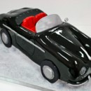 130x130 sq 1487105807511 birthday cakes nyc   porsche speedster convertible