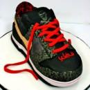130x130 sq 1487105846608 grooms cakes nyc   sbtg nike sneaker custom cakes