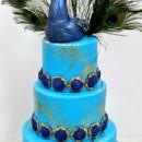 130x130 sq 1487106705190 engagement cakes nj   peacock custom cakesweb