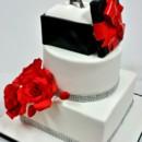 130x130 sq 1487106877428 engagement cakes nj   engagement ring custom cakes