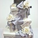 130x130 sq 1487106918123 engagement cakes nj   gift box custom cakes