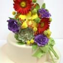 130x130 sq 1487107118493 bridal shower cakes long island   fall flowers cus