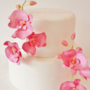 130x130 sq 1487107266434 bridal shower cakes new jersey   moth orchid custo